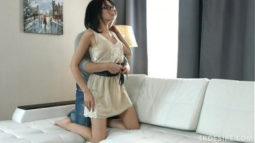 Girl Annealed With Toy