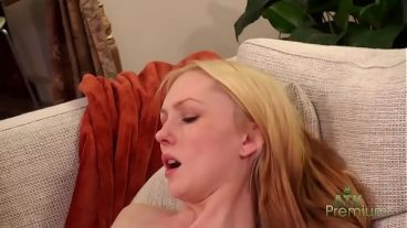She Fucked Her Blonde In Bed