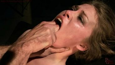 Handed In The Mouth Of A Latin Woman