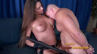 He Fucked Blonde Woman Moaning