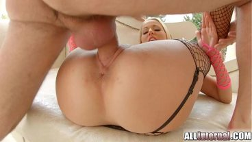 He Fucked The Woman In The Garter Outdoors